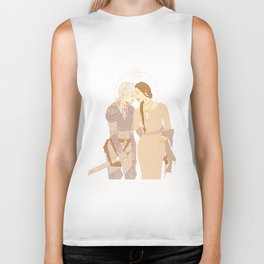 The Witch and The Knight Biker Tank