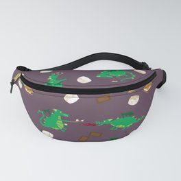Smore Dragons Fanny Pack