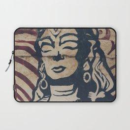 Hindu mural Laptop Sleeve