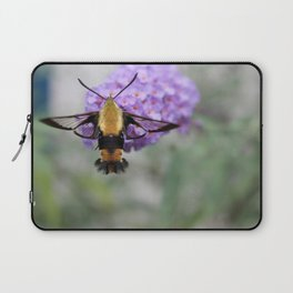 Hummingbird moth Laptop Sleeve