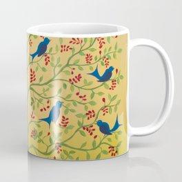 For the Blue Birds Charlene Coffee Mug