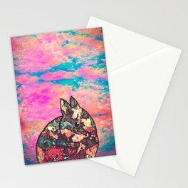 rabbit-73 Stationery Cards