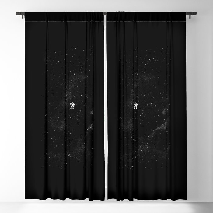 Gravity Blackout Curtain