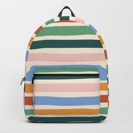 Terrace Stripe Backpack