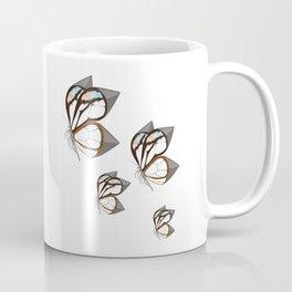 Anxiety Butterflies Coffee Mug