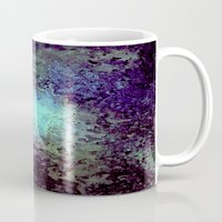 cosmic Mugs featuring Cosmic by Kimsey Price