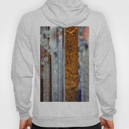 Abstract Glass Hoody