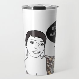 Wine honey Travel Mug