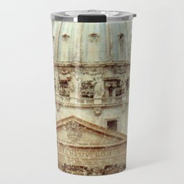 Rome Flea Market Travel Mug