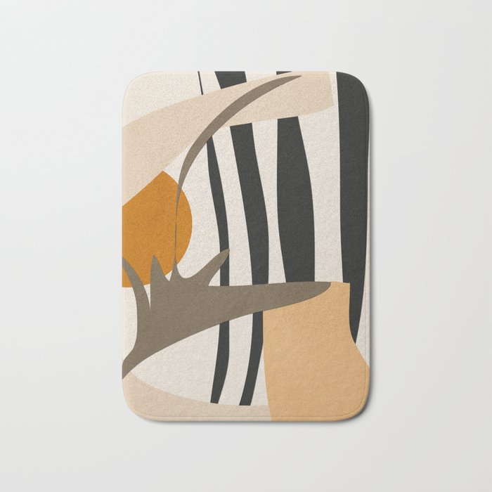 Abstract Art2 Bath Mat