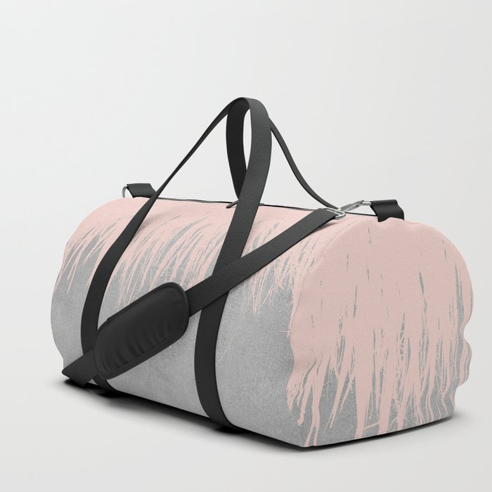 Concrete Fringe Dogwood Duffle Bag