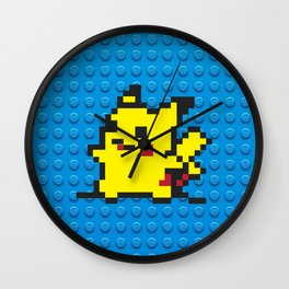 yellowmon Wall Clock