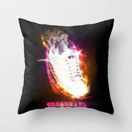Celebrate Adidas Stan Smith Throw Pillow