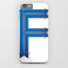 The Letter F Slim Case iPhone 6s
