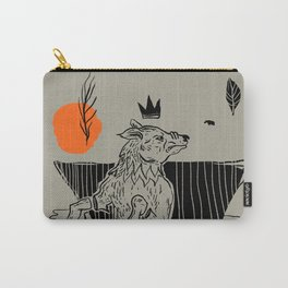 king Carry-All Pouch