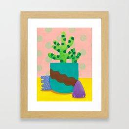 Imaginary Still Life 1 Framed Art Print