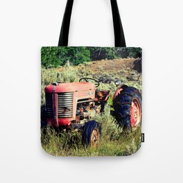 Wanna Take A Ride On My Tractor? Tote Bag