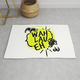 Wah Lau Eh! Rug