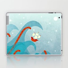 A Bad Day for Sailors Laptop & iPad Skin