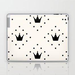 Crowns Laptop & iPad Skin