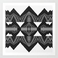 Euclidean geometry Art Print
