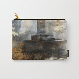 Hollow Ocean Carry-All Pouch