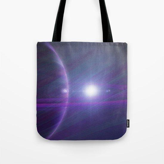 A world away Tote Bag