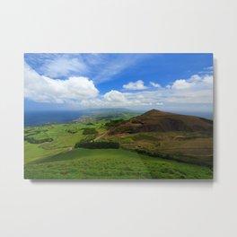 Sao Miguel, Azores Metal Print
