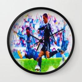 The Buzz from Cristiano Ronaldo Wall Clock