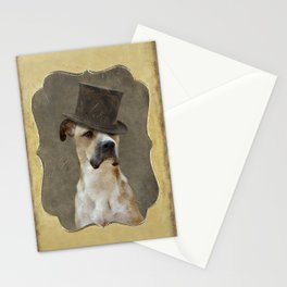 Barley's London Porter Stationery Cards
