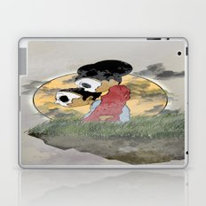 skull kids Laptop & iPad Skin