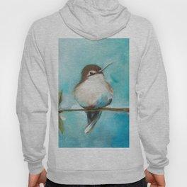 Cute Chickadee Bird Hoody