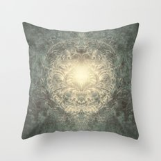 Filagree Field Throw Pillow