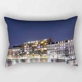 Clear night, Copenhagen pt. II Rectangular Pillow