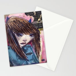 Members Only Stationery Cards