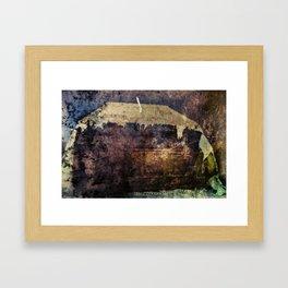 This Dark Place of Mine Framed Art Print