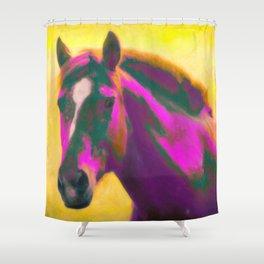 Horse, Wild Shower Curtain