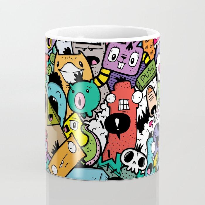 The Color Gang Coffee Mug