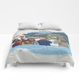 Jazz band Comforters