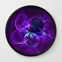 Planetary Gifts From The Universal Light Wall Clock