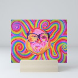 danny devito (being frank) Mini Art Print