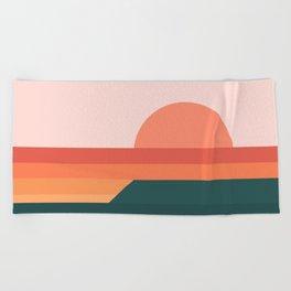 Sunseeker 08 Landscape Beach Towel