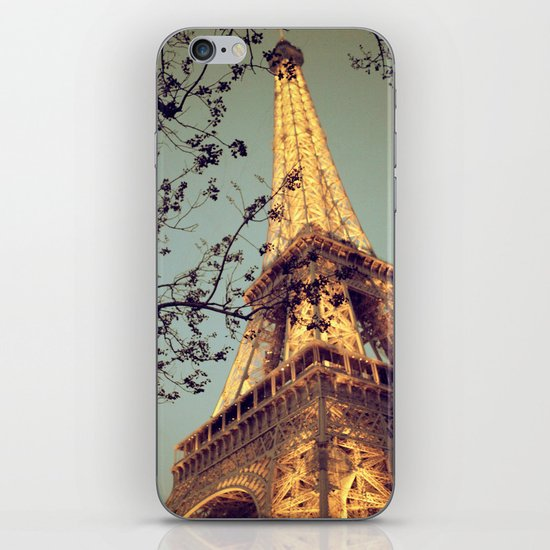 The Blue Hour iPhone & iPod Skin