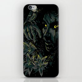 The life of the living dead iPhone Skin