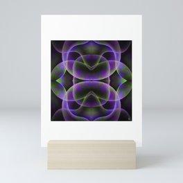 Fluid Thought Form Emotions #2 Mini Art Print