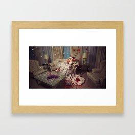 fatalism32 Framed Art Print