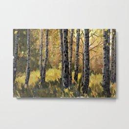 Autumn Euphoria Metal Print