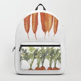 Carrots Watercolor Backpack