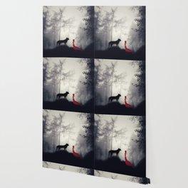 Seeing Red Wallpaper
