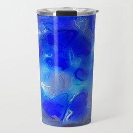 Abstract Mandala 238 Travel Mug